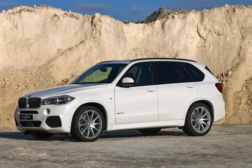 Hartge BMW Х5 параметру f15 колеса