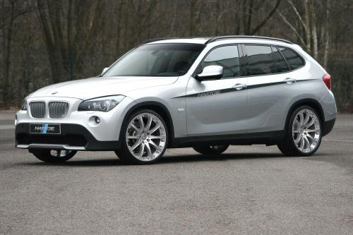 HARTGE и увеличения мощности для BMW X1