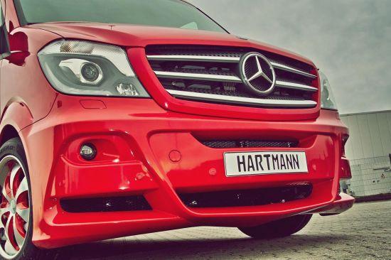 Hartmann Mercedes-Benz Sprinter 319 CDI