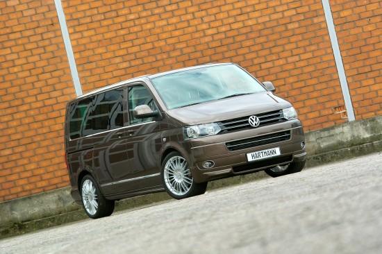 Hartmann Vansports Volkswagen T5 Prime