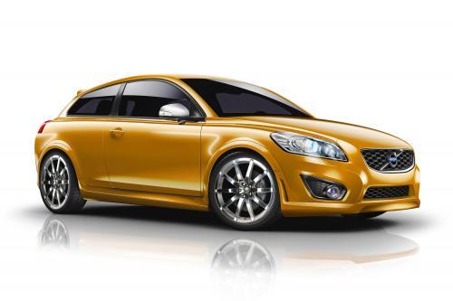 HEICO SPORTIV обостряет 2010 Volvo C30 подтяжка лица