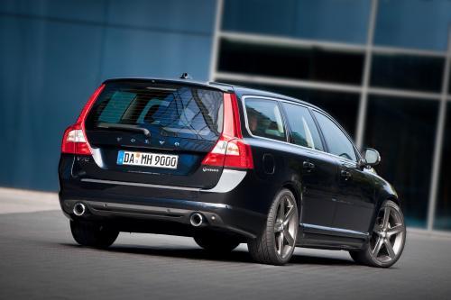 Volvo представляет HEICO V70 T6 AWD R-Design