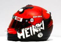 Heikki Kovalainen Angry Birds Helmet, 3 of 4