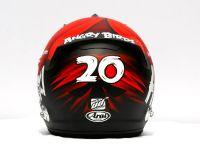 Heikki Kovalainen Angry Birds Helmet, 4 of 4