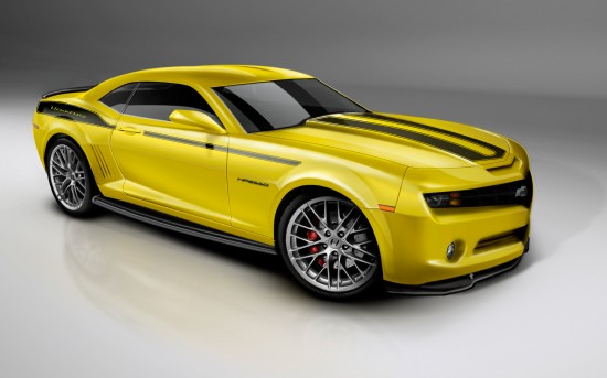Hennessey HPE550 Chevrolet Camaro Limited Edition