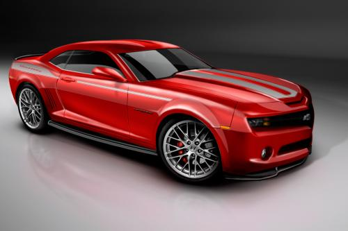 Hennessey Limited Edition 2010 Camaro HPE550