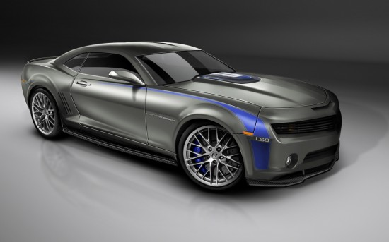 Hennessey HPE700 Chevrolet Camaro Limited Edition