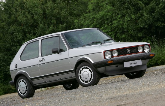 History of the Golf GTI