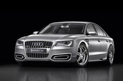 Hofele-Design restyles новый Audi A8 luxury sedan