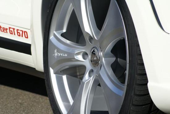 Hofele Design Porsche Cayenne Cayster GT 670