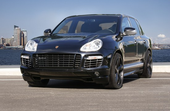 Hofele-Design Porsche Cayenne Type 955 Light-Facelift