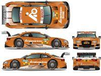 Hoffmann Group Audi RS5 DTM, 2 of 2