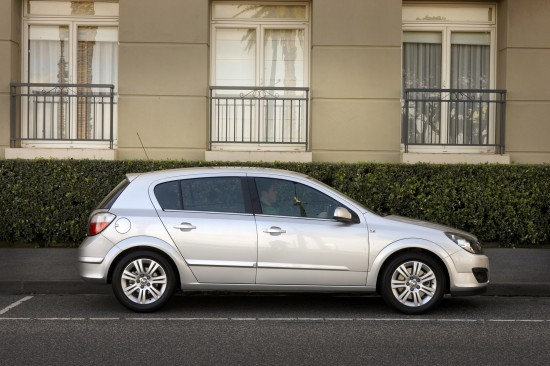 Holden Astra CDTi Diesel