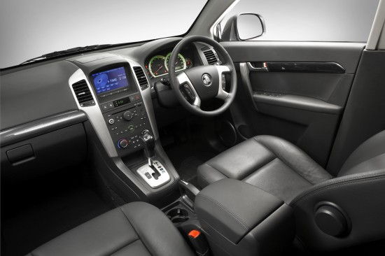 GM Holden Captiva 60th anniversary