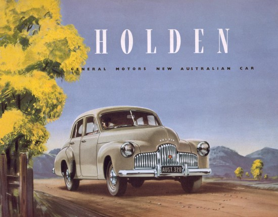 Holden Stars Of The Sixties