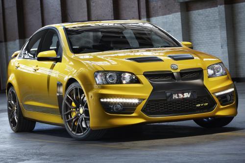 Holden SV GTS к 25-летию, ограниченным тиражом