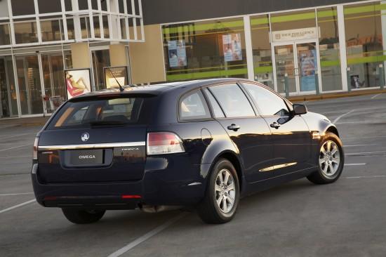 Holden VE Omega Sportwagon
