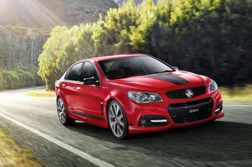 Holden VF Commodore - Стиль, аксессуары