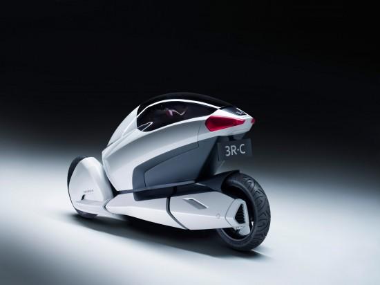 Honda 3R-C concept