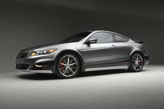 Honda Accord HF-S Concept