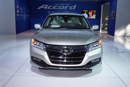 Honda Accord Hybrid New York