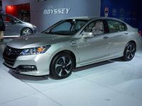 thumbnail image of Honda Accord Hybrid New York 2013
