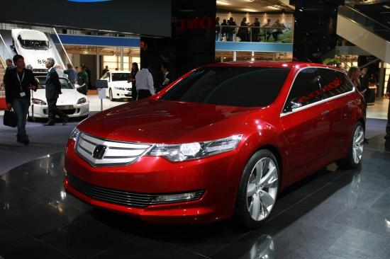 Honda Accord Tourer Concept Frankfurt