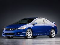 2009 Honda Civic Si Coupe with HFP Accessories