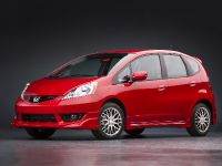 2009 Honda Fit Sport with MUGEN Accessories