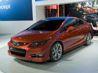 Honda Civic Coupe Concept Detroit 2011