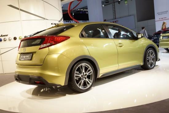 Honda Civic Frankfurt