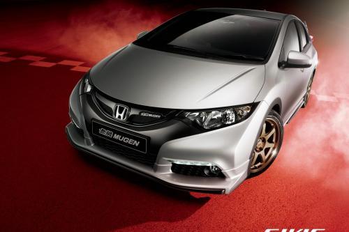 Honda Civic Mugen Тюнинг