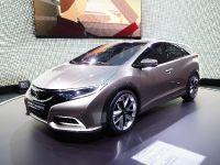 thumbnail image of Honda Civic Tourer Concept Geneva 2013