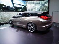 Honda Civic Tourer Concept Geneva 2013