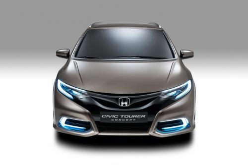 Женевский Автосалон: Honda Civic Tourer Concept