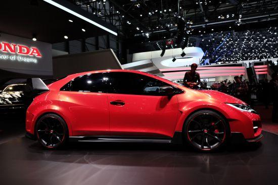 Honda Civic Type R Concept Geneva