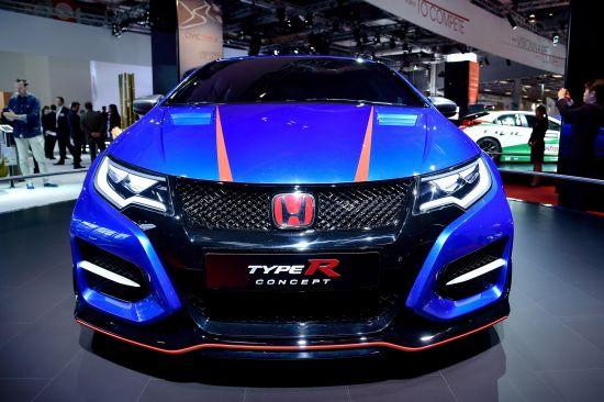 Honda Civic Type R Concept Paris