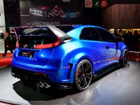 thumbnail image of Honda Civic Type R Concept Paris 2014