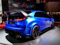 thumbnail image of Honda Civic Type R Concept Paris 2014