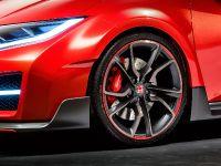 Honda Civic Type R Concept, 9 of 12