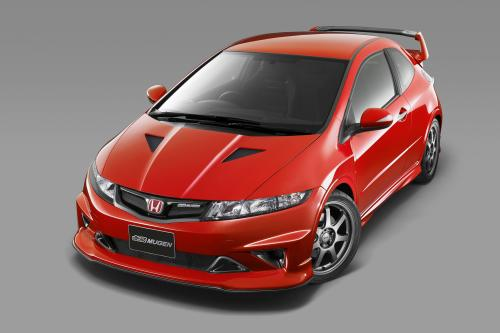 Honda Civic Type R MUGEN прототип