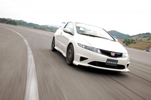 Honda Civic Type R MUGEN подтвердил для производства