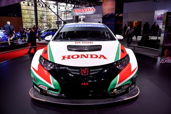 Honda Civic Type R World Touring Car Paris
