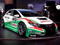 thumbnail image of Honda Civic Type R World Touring Car Paris 2014