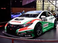 Honda Civic Type R World Touring Car Paris 2014