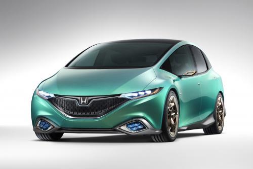 Honda с двумя новыми понятиями в Пекине