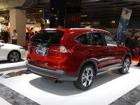 Honda CR-V Paris 2012