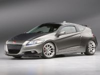thumbnail image of Honda CR-Z at SEMA