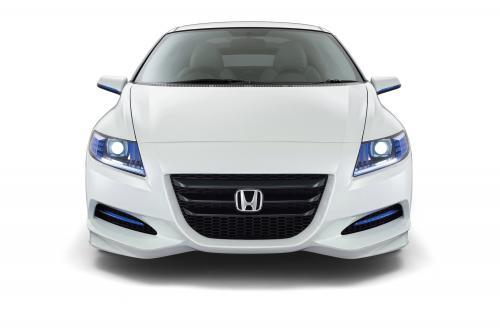 Honda CR-Z Concept 2009 году на Tokyo Motor show