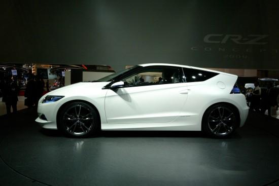 Honda CR-Z concept Tokyo